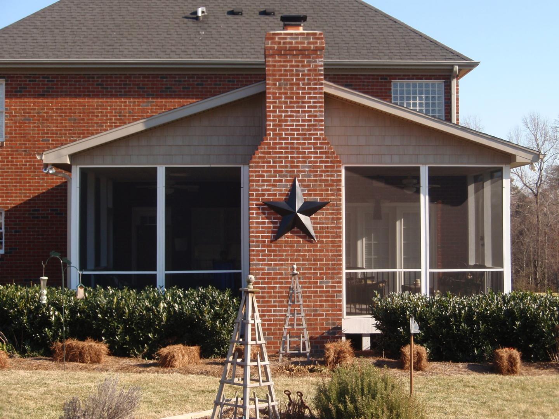 Oak Ridge Screen Porch