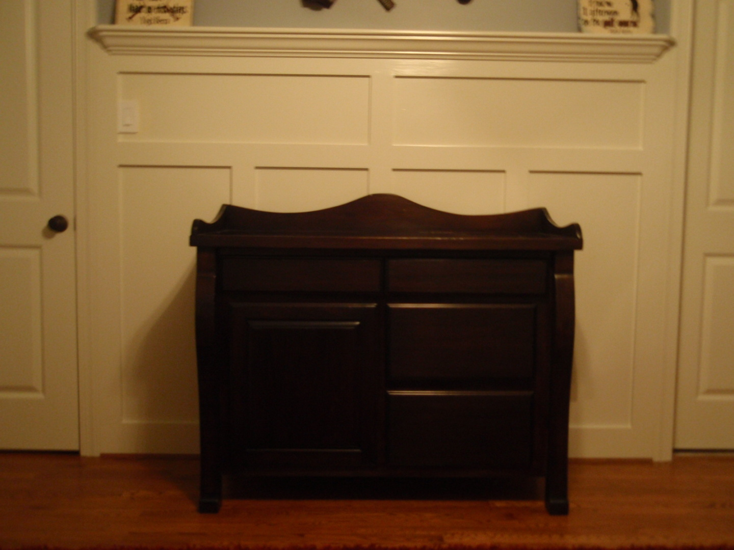 Baby's Changing Table