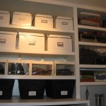 Custom Ajustable Pin Shelving
