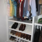 Custom Shoe Shelves