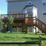 New Inviting Deck