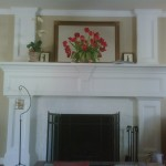 Ivy Brook Mantel
