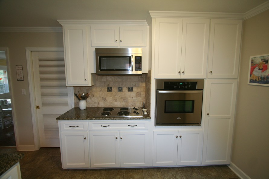 Lewis Kitchen side view