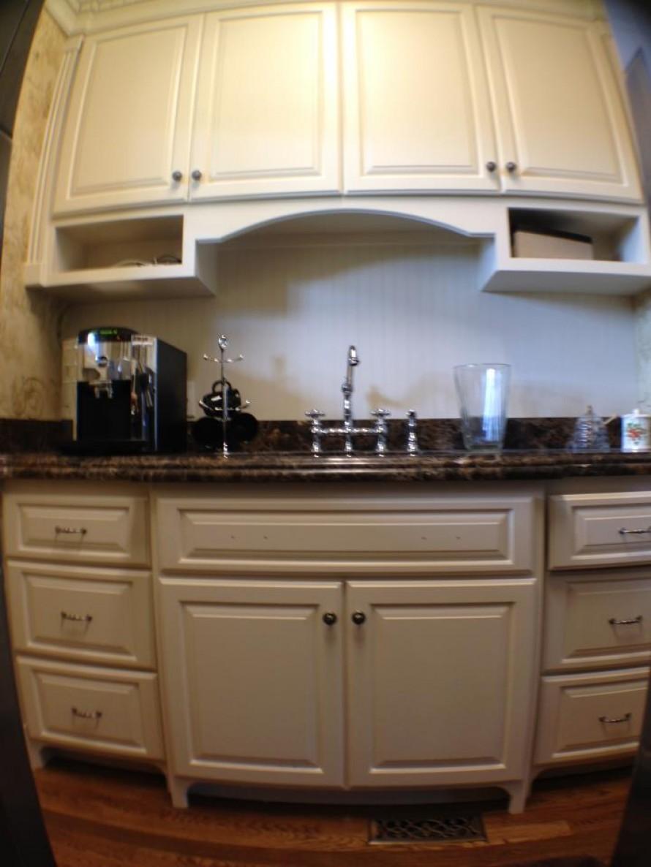 Custom Laundry Room Cabinetry